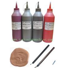 OEM Permanent maquillaje pigmento tinta tatuaje suministro