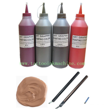 OEM Fabricante permanente de pigmento de tatuagem