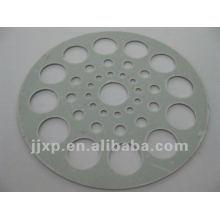 Pièces métalliques rondes en métal neuf pour évier de cuisine et de salle de bains