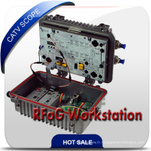 Gn-2r-M Outdoor Rfog Bi-Directional Optical Receiver Workstation