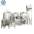 Factory Price Stainless Steel 1000 2000L Craft Beer Brewing Equipment Microbrewery Equipment