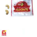 Nadis Cashew Nuts Packaging Bag Stand Up Zipper Bag