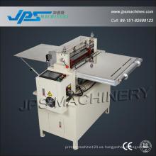 Jps-500y máquina de corte horizontal de papel de microordenador