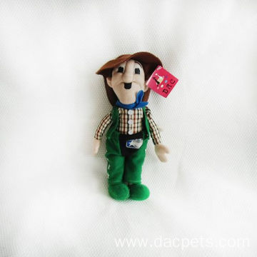 plush west cowboy doll
