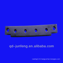 Punching gasket car parts