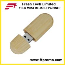 Flash USB USB de style bambou et bois pour écologique