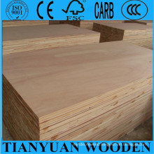 17mm 18mm Pine Core Block Board for Furniture