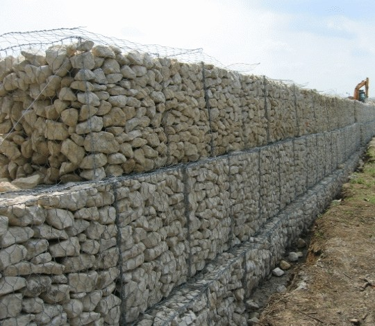 rock fall protection&gabion box-26