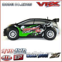 1/10th масштаба безщеточный хорошее RC модель автомобиля, скорость Racing 4 X 4 автомобиля RC