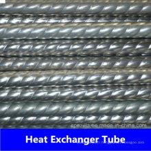 Tube ondulé d'acier inoxydable d'échangeur de chaleur 304 316L