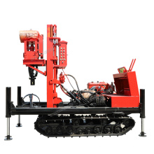 Crawler reverse circulation well drilling machines JZF-D 40inch large hole slime drilling rig