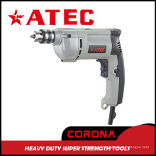 Portable Professional 750W 10mm Hand Tool Electric Drill (AT7210)