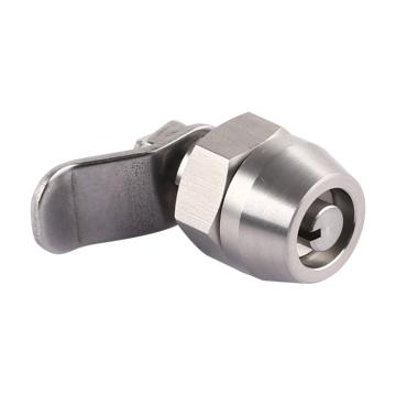 Stainless steel distribution box lock