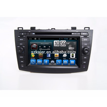 Kaier Android 7.1 Qcta Core Auto DVD-Player / Auto Radio DVD-Player für Mazda 3 2010-2011 mit Bluetooth, SWC, TV