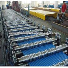 Metal Corrugated Roofing Sheet Roll Forming Machine