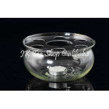M-008 Round Shape Glass Wholesale Candle Warmer