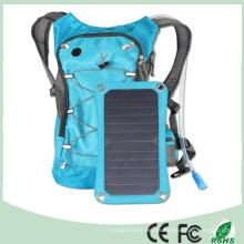 IP67 impermeable 35L 6.5W ciclismo mochila de energía solar con 2.5L bolsa de vejiga de agua (SB-178-B)