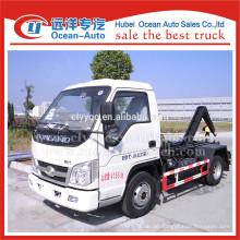 Kleinere Kapazität von forland 3m3 Müllwagen