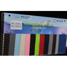 272 Green Twill PVC Fabric
