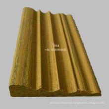 Engineered wood molding wooden frame moulding