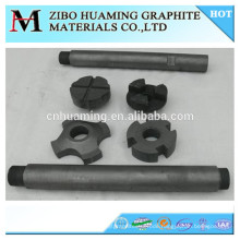 Graphite Rotor for metal and alloy degassing