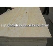 4*8 feet pine veneer plywood