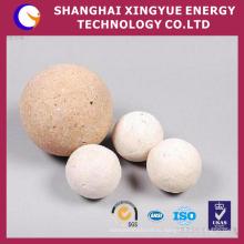 Высокого глинозема 92% керамический меля шарик для промышленности и тугоплавкий шарик материалами