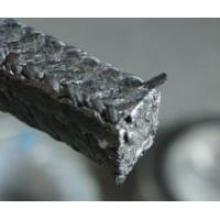 Гибкий графит с углеродным волокном в углах Усиленная плетеная упаковка