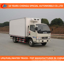 4X2 Refrigerator Truck Dongfeng Freezer Van Truck Dongfeng Refrigerated