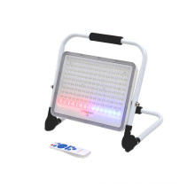 2021 New Model Recharge Led Flood Light 200W For Outdoor Lamp