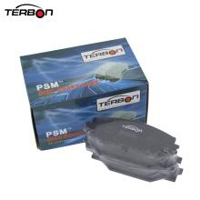 Almofada de freio das peças de automóvel do OEM 04465-42160 para Toyota Corolla