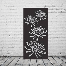 Laser Cut Decorative Metal Screen