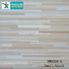 NWseries Three pieces of oak Parquet wood flooring engineered Parquet Flooring