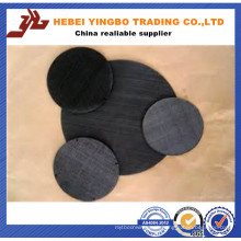 3.0mm 3′′ X 3′′ Black PVC Coated Hardware Cloth
