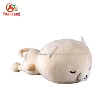 Wholesale super cute lying cat mini stuffed toy