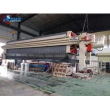 High Efficiency Hydraulic Plate Frame Filter press