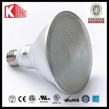 Impermeable IP65 10W PAR38 COB / SMD LED