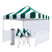 Bunte Streifen 10x10ft Store Zelt Outdoor Display Zelt