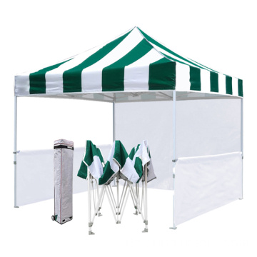 Bunte Streifen 10x10ft Store Zelt Outdoor Display Zelt