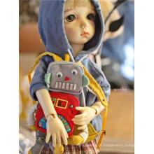 BJD Robot mochila bolsa para boneca articulada YOSD