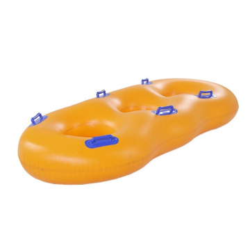 3 Personen Aufblasbare Durable Water Park Slide Tube