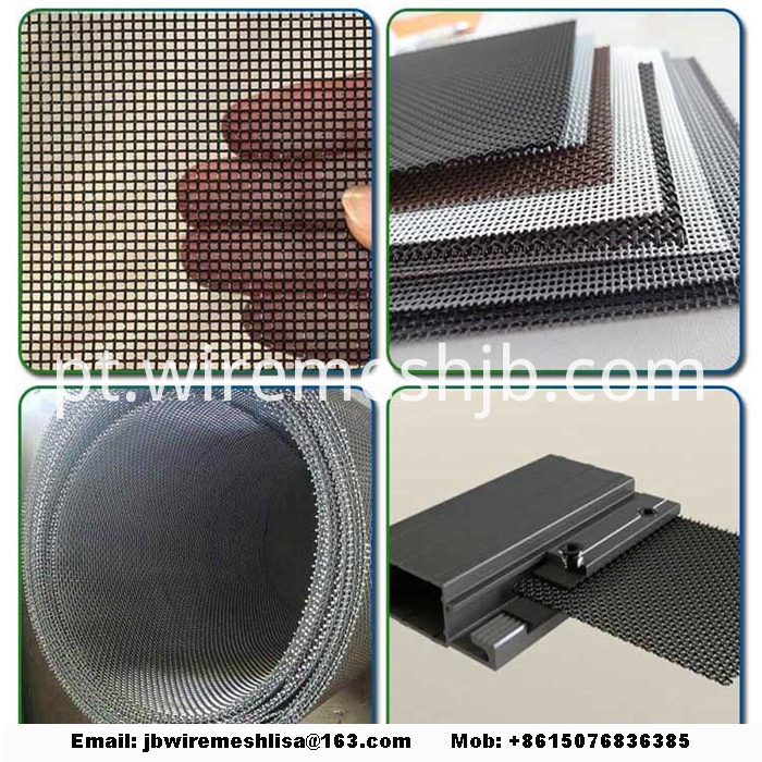 304 Stainless Steel King Kong Screen Mesh