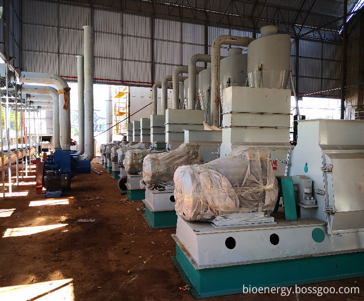 Use Of Wood Flour Mill