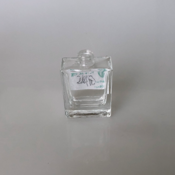 Bouteille de verre rectangle6 de 15ml