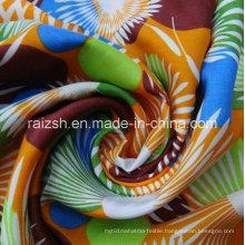 Fashion Chiffon Fabric Sunflowers for Wholesale