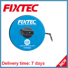 Fixtec Hand Tools 50m ABS Plastics Fiberglass Measuring Tape