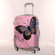 "20""/24""/28"" Travel Trolley Bags Zipper Luggage in Stock"
