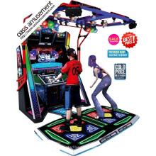 Máquina de juego de baile