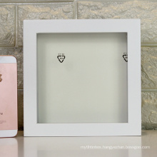 Wholesale 8inch MDF craft picture box frame 3d shadow box frame