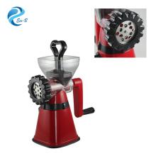 Melhor máquina de moedor de carne manual portátil e eficiente para cozinha familiar Salling para atacado
